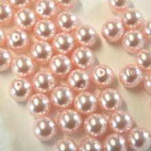 Preciosa Rose Pink Pearls